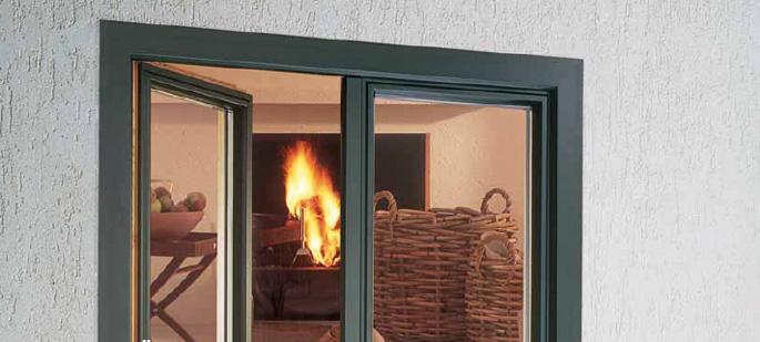 Fenster | Holz-Aluminium